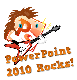Learning PowerPoint: PowerPoint 2010 Rocks!